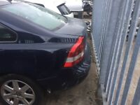 Breaking volvo s40 for parts.