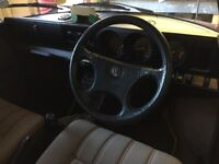 Classic car. SAAB 90. Rare model. approx only 17 known to be in this country. immaculate condition