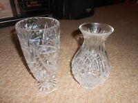 Crystall Glass Vases