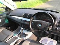 BMW X5 3.0 l petrol