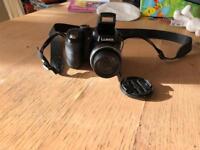 Lumix Panasonic lz20 camera