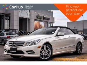 2013 Mercedes-Benz E-Class E 350 |Nav|BackUpCam|Leather|Heat&Vtd