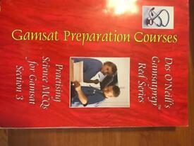 GAMSAT Books - ultimate package