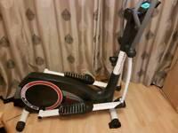 Flow Fitness Glider DCT 250i elliptical crosstrainer