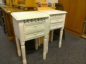 Bedside drawers #26916 £39 #26917 £39