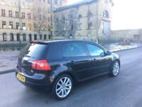 2008 Volkswagen Golf 2.0 GT Sport 170BHP 3 Keys Full Service History Leather Seats! + Not Audi A3 A4