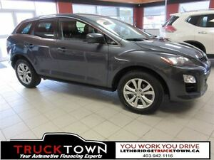 2012 Mazda CX-7 HEATED LEATHER WITH SUNROOF