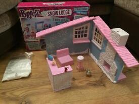 Bratz snow lodge