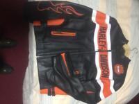 Harley Davidson leather jacket - expensive leather