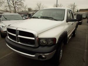 2005 Dodge Ram 2500 ST 4X4 HEAVY DUTY 2500 HEMI