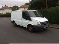 2008 Ford TRANSIT 1 YERS M.O.T READY TO WORK
