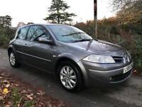 08 Renault Megane 1.5 DCI Run Tech 3dr + £30 Road Tax + New MOT + Freshly Serviced