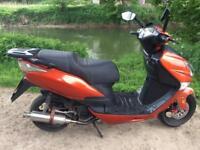 Lemoto FMX 125cc