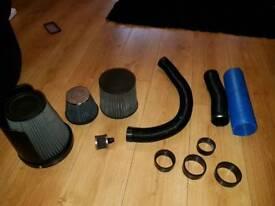 Air filter and parts