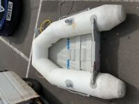 two inflatables for sale in a different size