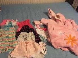 Bundle of 2 yrs girls clothes