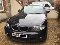 BMW 118D M Sport 2008 - Spares or repairs
