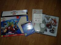 Play Station 3 Original DISNEY INFINITY 2.0 Marvel Super Heroes PS3 Starter Pack Play Station 3