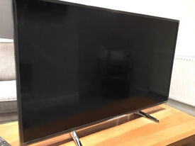 Panasonic 49 inch 4K television TX-49DX600B