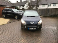 New Shape 2006 56 plate Peugeot 307 - Small engine 1.4 cc - NEW MOT jan 2018 - Great driver