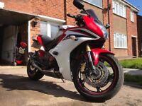 Honda CBR 600 F 2013
