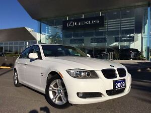 2009 BMW 3 Series 2owners Lthr AWD Btooth Sroof