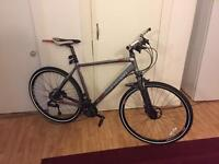 Boardman mx comp large hybrid bike