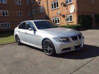 BMW 3 SERIES 3.0 325d M Sport 4dr. NOT Audi A3 A5 A6 318d 320d 330d VW GLOF PASSAT BENZ C220