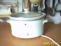 Compact Slow Cooker