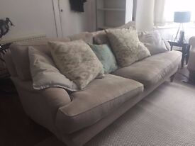 John Lewis 3 Seater Sofa - Purchased for £1200