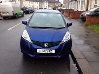 Honda Jazz 1.4 i-VTEC ES CVT 5dr- 1 year new MOT-MINT CONDITION