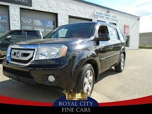 2009 Honda Pilot ExL Leather sunrood 8 passenger
