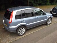 2007 FORD FUSION+ ESTATE 1.6 ONE LADY OWNER F.S.HISTORY MOT T/BAR POSS/ PART X