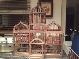 Lovely Victorian Birds Cage