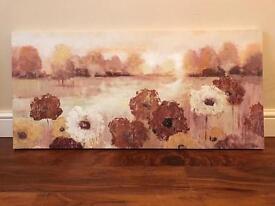 Dunelm Landscape Wall Canvas