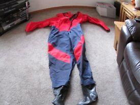 Crewsaver Dry Suit - Excellent Condition