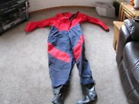 Crewsaver Dry Suit - Excellent Condition