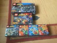 Super hero Lego brand new