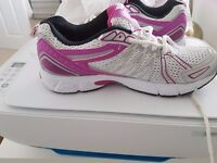 karrimor pink trainers size 6