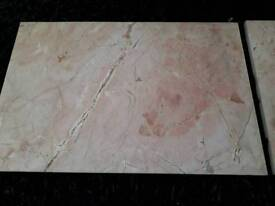 Jerusalem stone tiles