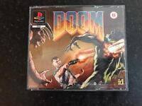 Doom ps1 with manual