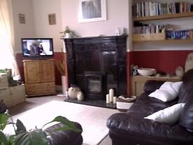 Excellent room in lovely stone terrace house. INCLUDES ALL BILLS