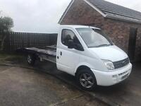 2009 Ldv maxus recovery truck may px