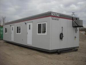 Office Trailers, Lunchrooms, Sales and Rentals, New and Used