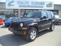 2007 Jeep Liberty ROCKY MOUNTAIN-TRAIL RATED4X4-CUIR-TOIT