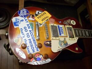 Wanted : Neglected/Used/Dirty Guitars and Instruments