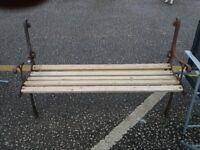 For Sale:- Garden Bench