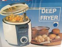 BRAND NEW mini electric deep fryer
