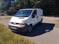 RENAULT TRAFIC SL29 100 1.9 DCI swb 06 / 2006 ** ONE PIECE REAR TAILGATE PX POSSIBLE **