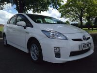 Toyota Prius T4 2011 One Year MOT 1 Owner 60K Mileage SAT NAV Reverse Camera - P/x welcome